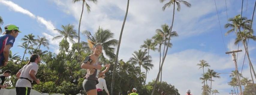 2017 Honolulu Marathon