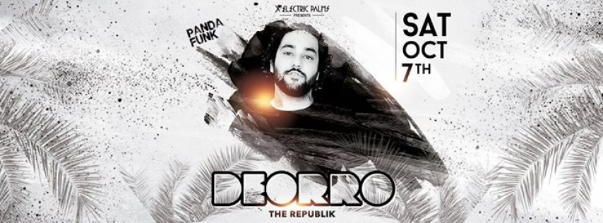 Electric Palms presents Deorro