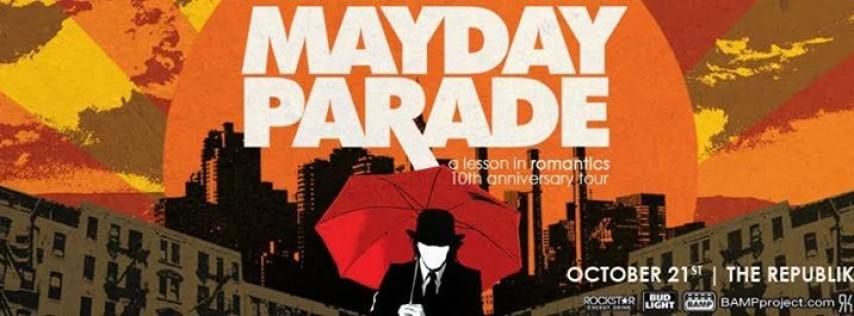 BAMP Project Presents: Mayday Parade