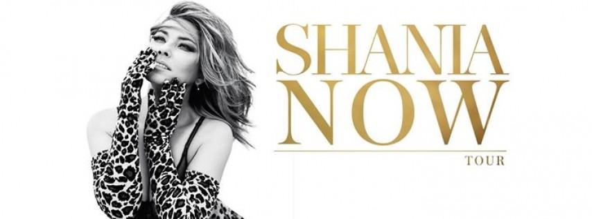 Shania Twain: NOW Tour