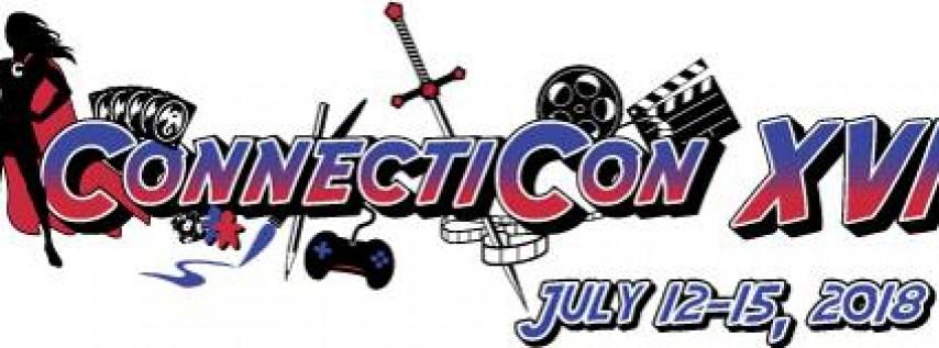 ConnectiCon XVI - July 12-15, 2018