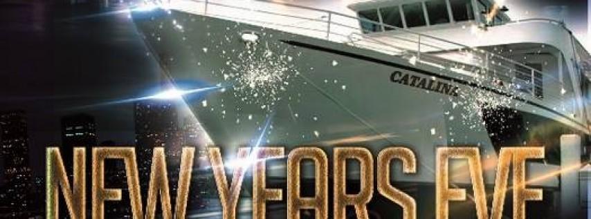 Pier Pressure Miami NYE Yacht Party 2018