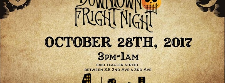 Downtown Fright Night 2017