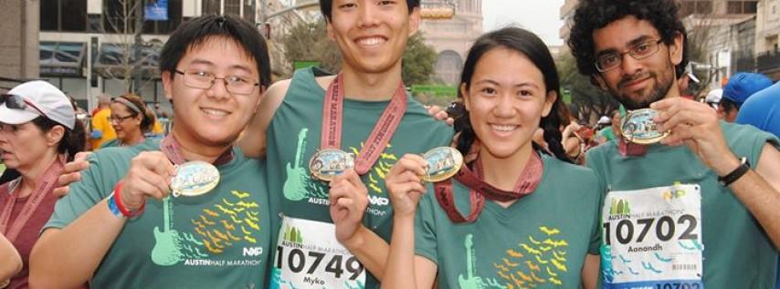 Austin Marathon, Half Marathon, 5K