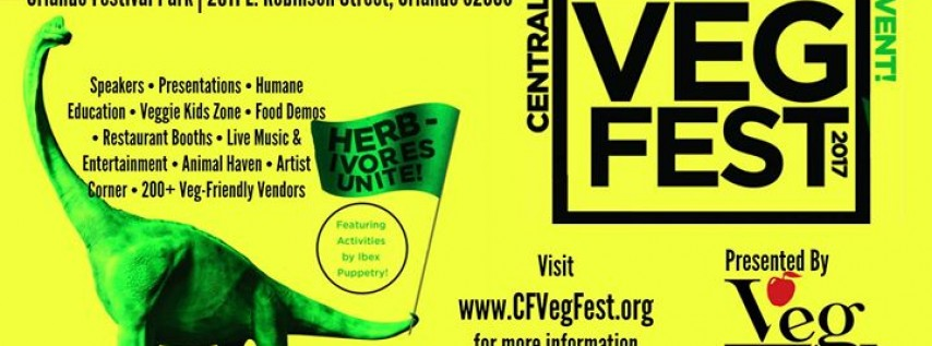 Central Florida Veg Fest 2017!