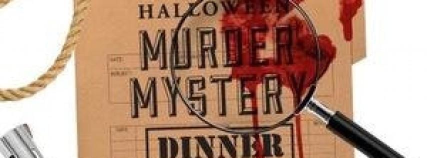 Halloween Murder Mystery Dinner