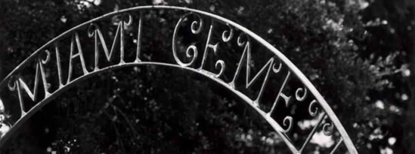 HistoryMiami's Annual Ghosts of Miami City Cemetery Walking Tour