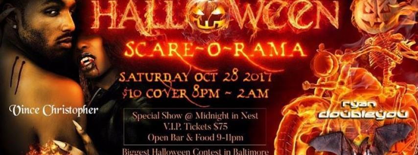 Halloween Scare-O-Rama
