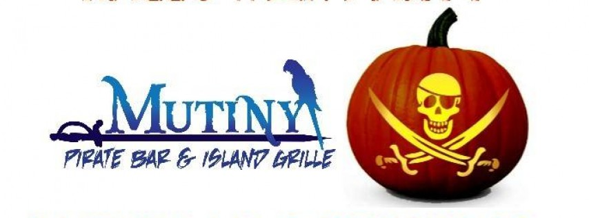 Mutiny's Annual Halloween Party!