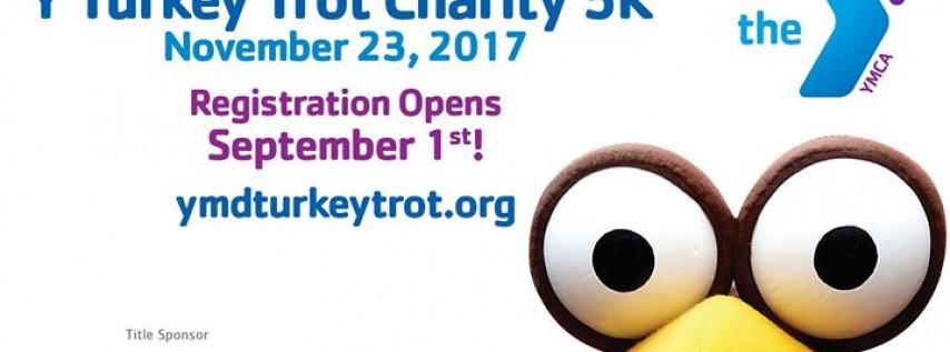 Y Turkey Trot Charity 5K - Ellicott City