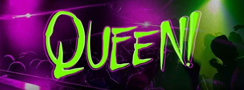 HalloQueen! with Michael Serafini / Garrett David / Beau Wanzer