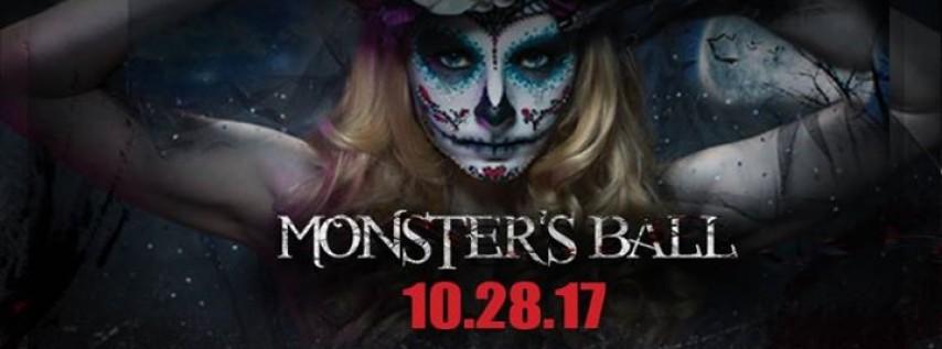 Monster's Ball Halloween Dance Party