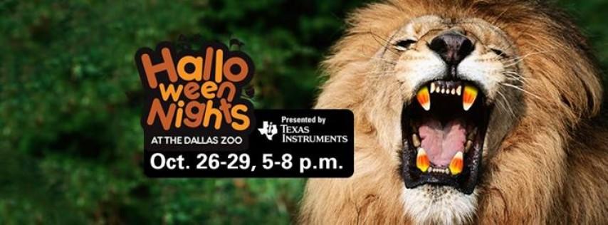 Dallas Zoo's Halloween Nights