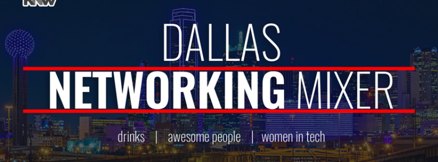 Dallas Networking Mixer at The Woolworth