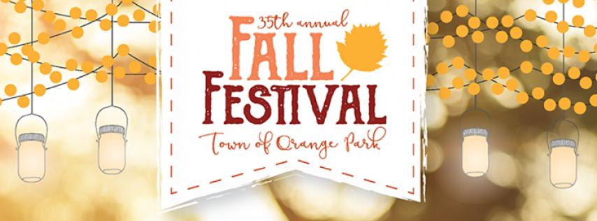 35th Annual Fall Festival
