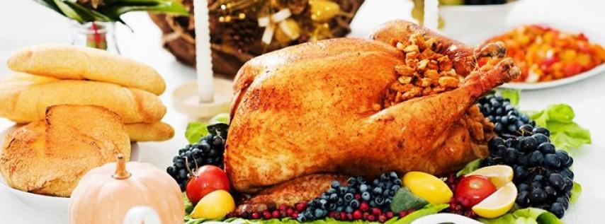Thanksgiving Lunch & Dinner