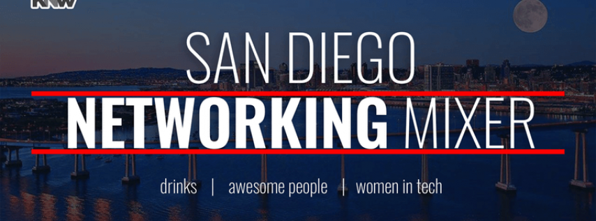 San Diego Networking Mixer at Union Kitchen & Tap Gaslamp