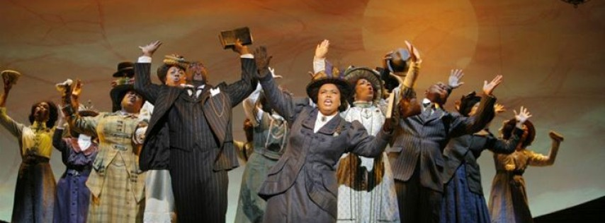 The Color Purple Musical Tour - Atlanta