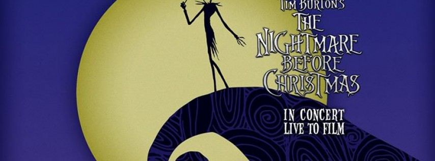 Tim Burton's The Nightmare Before Christmas w/ ASO