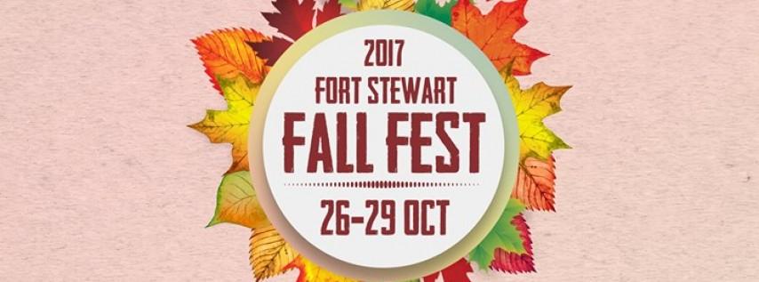 Fort Stewart Fall Fest 2017