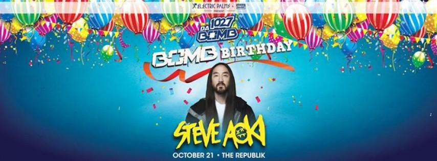 Electric Palms presents Bomb Birthday ft. Steve Aoki
