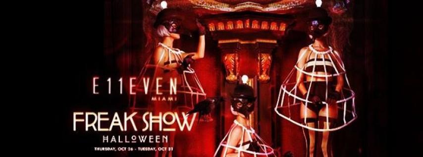 Freak Show Halloween ft. Lil Jon