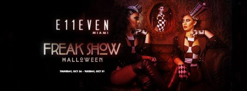 Freak Show Halloween ft. DJ Chizzle