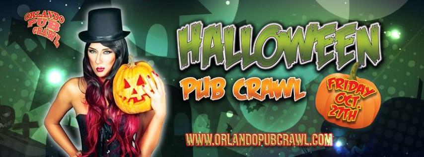 The Halloween Pub Crawl