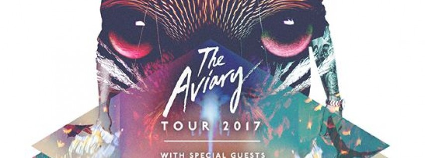 Galantis - The Aviary Tour: Los Angeles, CA - The Greek Theatre