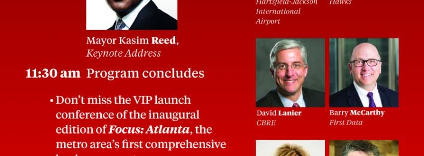Focus: Atlanta Launch Conference