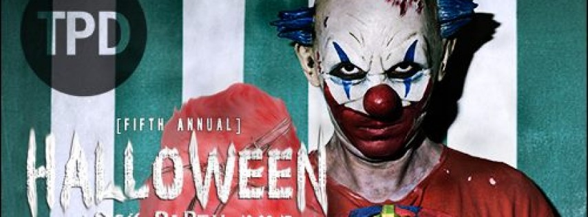 TPD 5th Annual Halloween Block Party!
