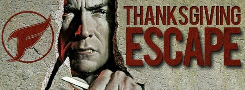 Thanksgiving Escape @TheFalcon