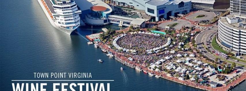 Fall Town Point Virginia Wine Festival