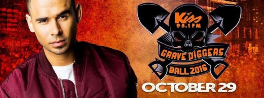 Grave Digger's Ball 2016 Afrojack LIVE $10,000 Contest