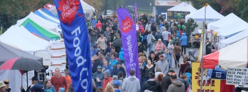 City of Fairfax Fall Festival