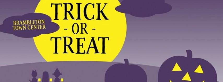 Trick or Treat at Brambleton Town Center