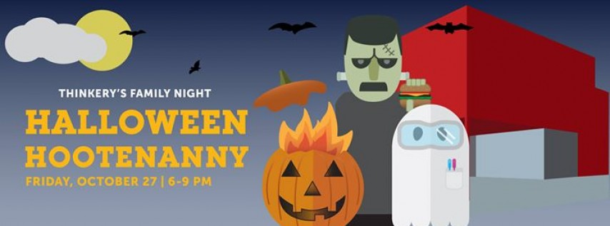 Family Night: Halloween Hootenanny