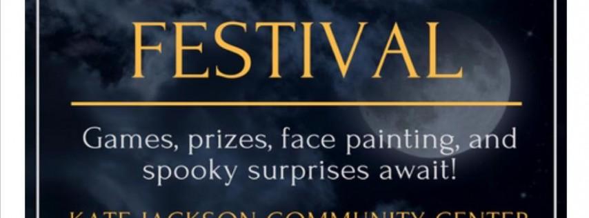 Halloween Fall Festival at Kate Jackson Park