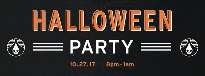 Rhinegeist Halloween Party 2017