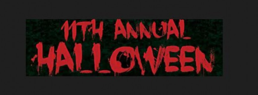 The 11th Annual Halloween Party