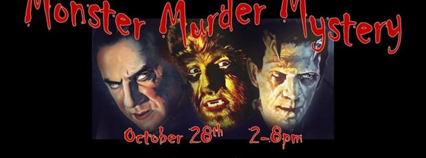 Monster Murder Mystery