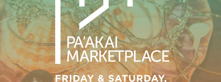 Pa'akai Marketplace