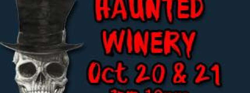 15th Annual Haunted Winery