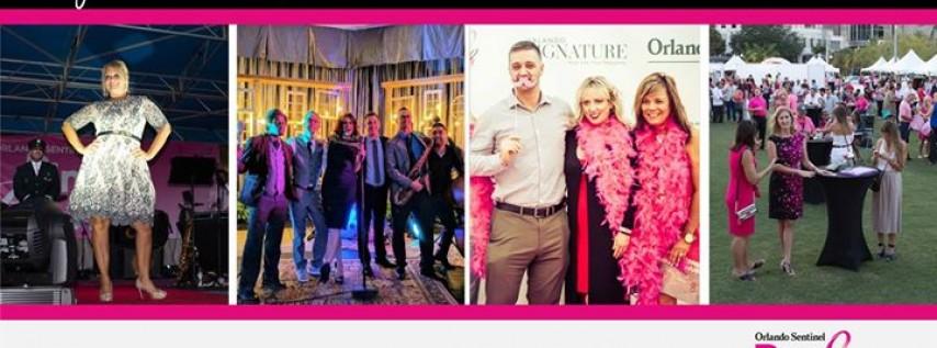 Orlando Sentinel Pink Bash 2017