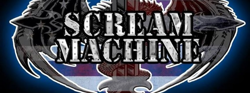 Scream Machine & Halloween Costume Party