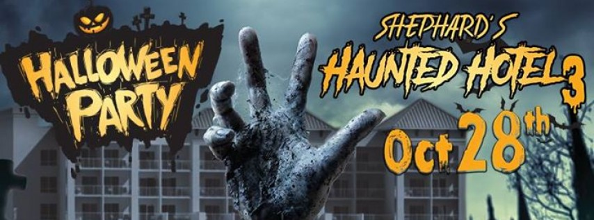 Haunted Hotel Halloween Party