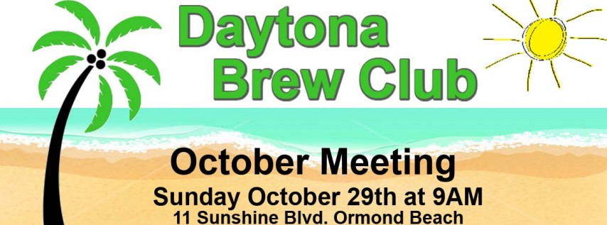 Daytona Brew Club - Public Brew Day