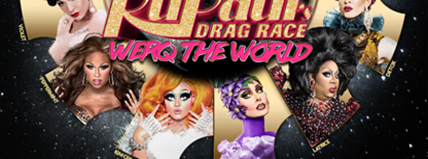 RuPaul's Drag Race: Werq The World Tour at Plaza LIVE Orlando