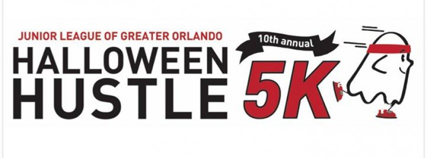 Junior League of Greater Orlando Halloween Hustle 5k