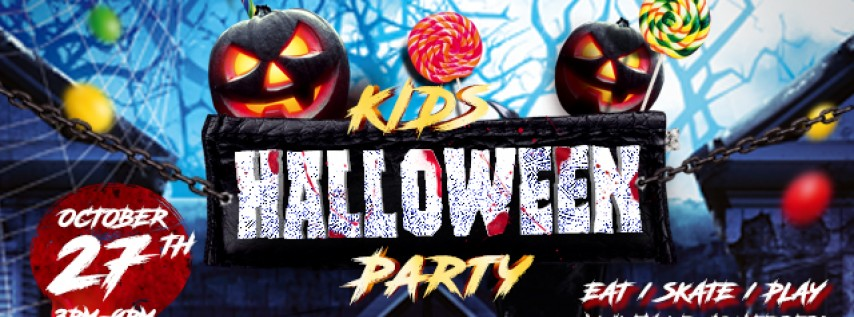 Kids Halloween Party at Pattinis